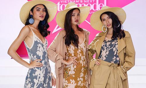 Lộ diện top 3 của Vietnam's Next Top Model