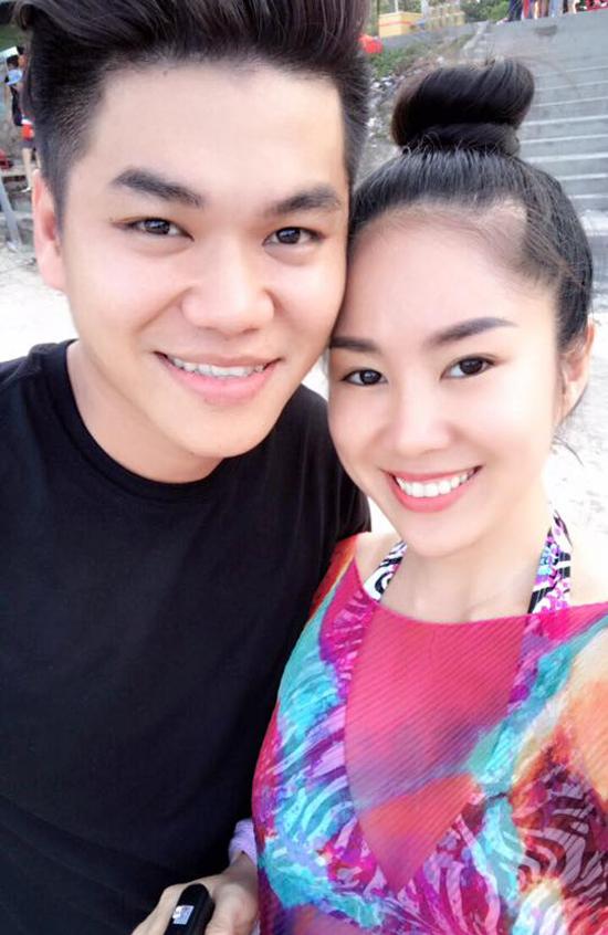 le-phuong-khoe-anh-hanh-phuc-ben-ong-xa-trung-kien-va-con-trai-2