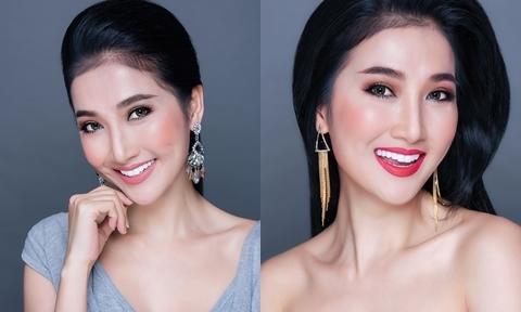 Diễn viên 'Cô dâu tuổi Dần' trẻ trung với style trang điểm màu đồng