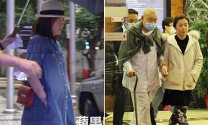 'Vợ ba' mang bầu khi tỷ phú Hong Kong vừa khỏi ốm 'thập tử nhất sinh'