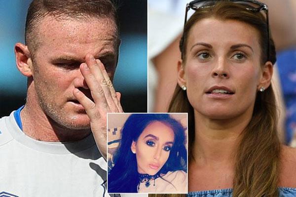 Rooney tức giận khi biết chồng ở cùng gái lạ, đã tháo nhẫn cưới nhưng không muốn gia đình tan vỡ.