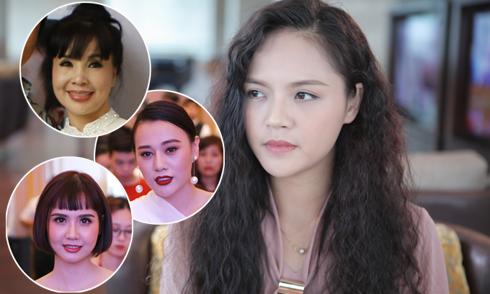 Thu Quỳnh: 'Tôi chấp nhận là người xấu nhất phim 'Ngược chiều nước mắt''