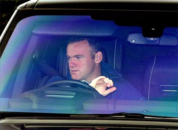 Vợ chồng Rooney