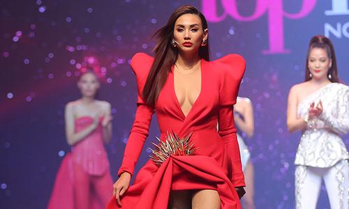 Võ Hoàng Yến bừng sáng trong đêm chung kết Next Top Model