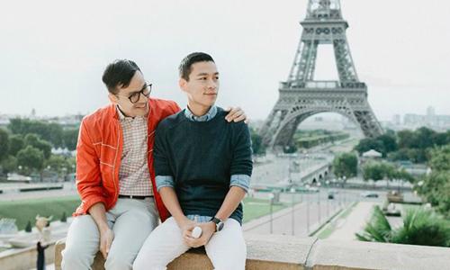 15 ngày ở châu Âu 'tiền nào của nấy' của Adrian Anh Tuấn và Sơn Đoàn