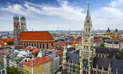 Vé máy bay khứ hồi đi châu Âu giá từ 16 triệu đồng