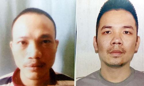 Lai lịch hai tử tù vượt ngục T16 Bộ Công an