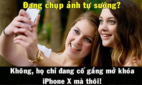 Loạt ảnh chế hài hước về cặp đôi iPhone 8 và iPhone X