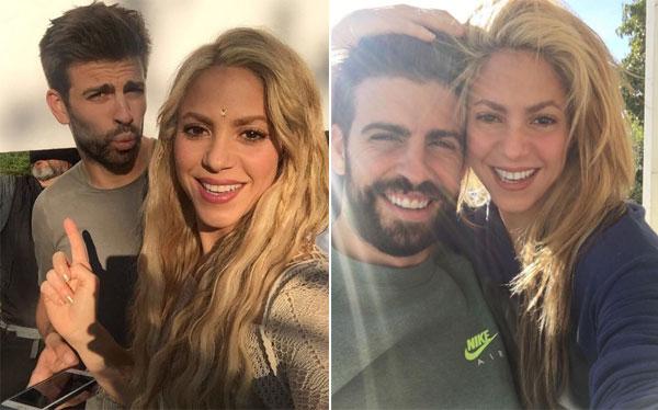 Hình ảnh Pique và Shakira ríu rít bên nhau không còn xuất hiện trên trang cá nhân của cặp đôi hơn hai tháng nay.