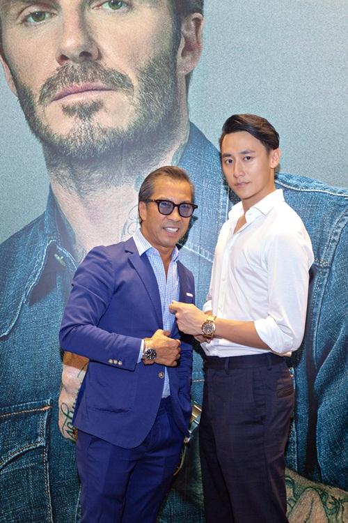 Nam ca sĩ, diễn viên Rocker Nguyễn và Fashionista Thuận Nguyễn mê mẩn các mẫu đồng hồ của Tudor. Họ chia sẻ bị thu hút bởi thiết kế tinh xảo và kỹ thuật chế tác đỉnh cao của Tudor.