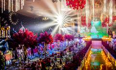 Queen Plaza khai trương không gian tổ chức tiệc cưới sang trọng nhất hệ thống