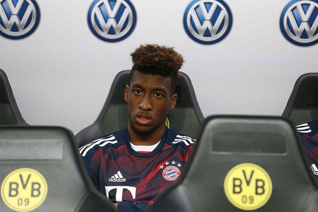 Tiền vệ trẻ đang hưởng lương tuần 62.000 bảng tại Bayern Munich.