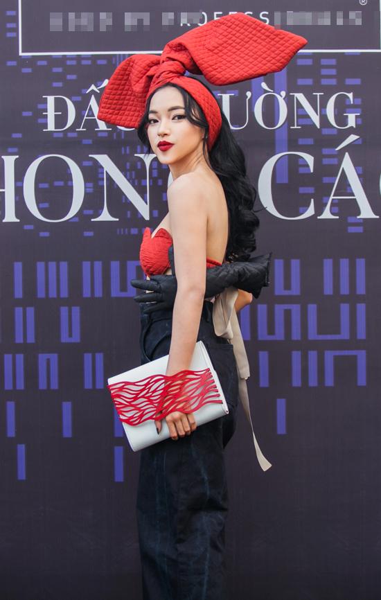 Hot girl Châu Bùi