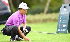 Người chơi vô địch giải golf nghiệp dư ở Sầm Sơn với thành tích 72 gậy