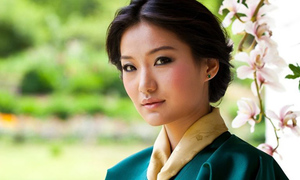Hoàng hậu Bhutan - nàng Lọ Lem đời thực