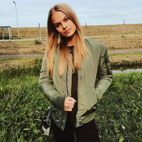 Con gái Jackie của cựu HLV Crystal Palace