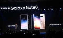 3 điểm nhấn trong lễ ra mắt Galaxy Note 8 tại Việt Nam