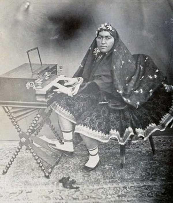 Anis al-Doleh - tri kỷ của nhà vua.