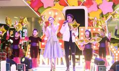 Bảo Thy và Ali Hoàng Dương lần đầu song ca trên sân khấu