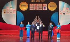 Doanh nghiệp bán lẻ duy nhất vào top 20 'Nhãn hiệu nổi tiếng Việt Nam'