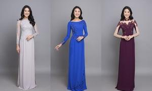 LAHAVA giới thiệu BST áo dài trung niên phong cách nhẹ nhàng