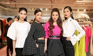 Trương Ngọc Ánh chọn đồ 'xì tin' hơn cả top 3 Next Top