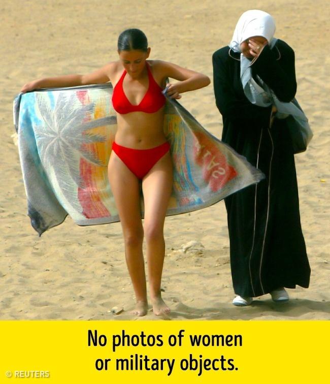 8 địa danh du lịch chụp ảnh 'vô tội vạ' là phạm pháp