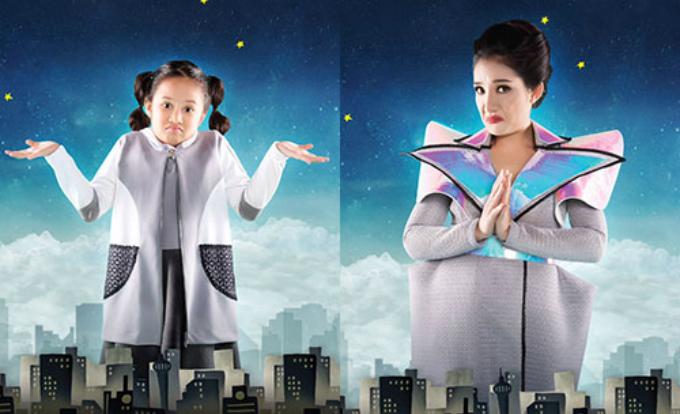 Nhân vật chính của chương trình là cô bé Tí Nị (diễn viên nhí Anh Thư đảm nhận). Vở kịch còn có sự tham gia của nữ diễn viên Cát Tường.
