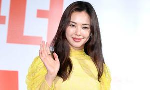 'Hoa hậu Hàn đẹp nhất' khoe má lúm xinh tươi