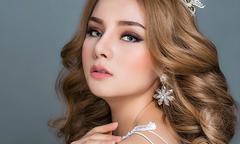 Cô dâu thu hút mọi ánh nhìn với style trang điểm Thái Lan