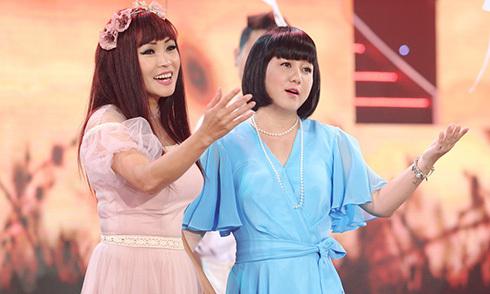 Ngọc Linh hào hứng tái xuất khi được mời hát với Phương Thanh