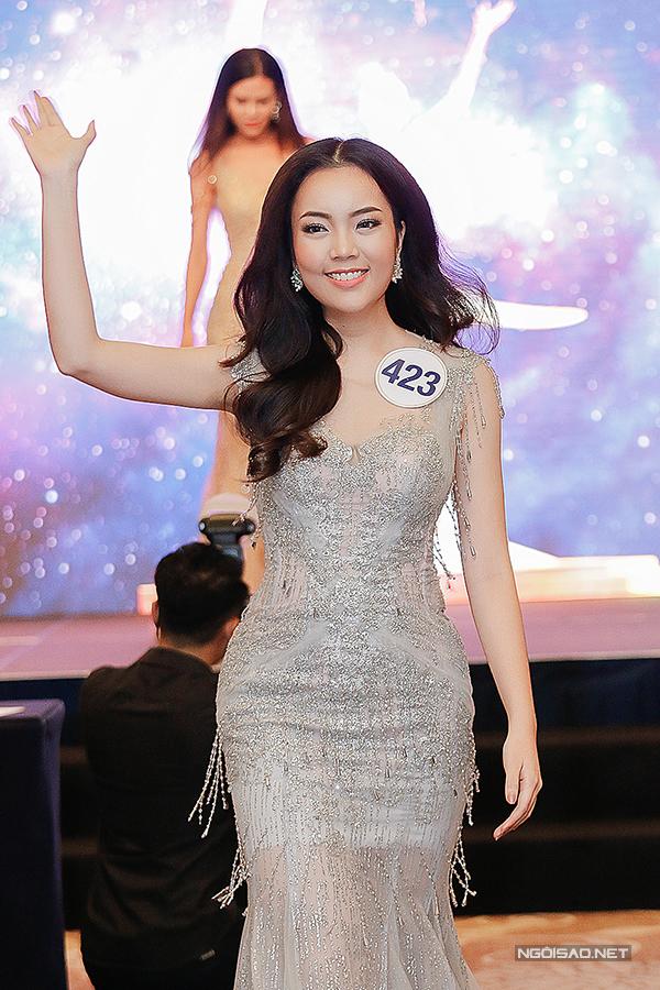 Thí sinh Nguyễn Thanh Vân Anh