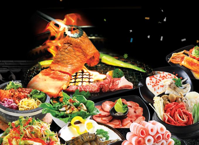 Được mệnh danh là Vua nướng Hàn Quốc, bạn hoàn toàn có thể tìm kiếm vị thịt nướng đặc trưng cũng như các món ăn nổi tiếng của Hàn Quốc tại KingBBQ.