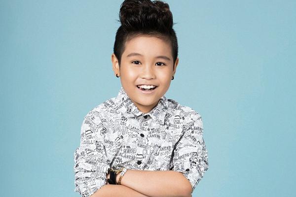 bé Nhật Minh, Quán quân The Voice Kids 2016.