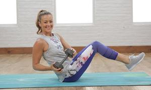 3 động tác giúp kích thích chuyển hóa, làm tan mỡ bụng
