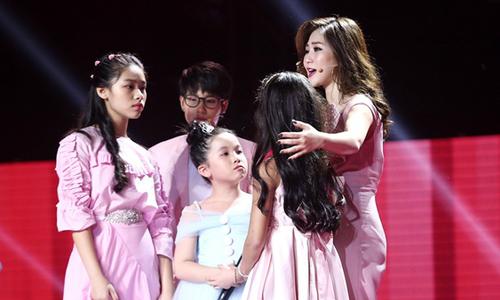 Hương Tràm - Tiên Cookie gây tiếc nuối vì loại 'thiên thần' 9 tuổi