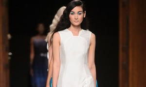 Thùy Trang xuất hiện ấn tượng tại Paris Fashion Week