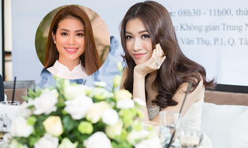 Lệ Hằng tiết lộ lý do vuột mất ngôi Hoa hậu Hoàn vũ trước Phạm Hương