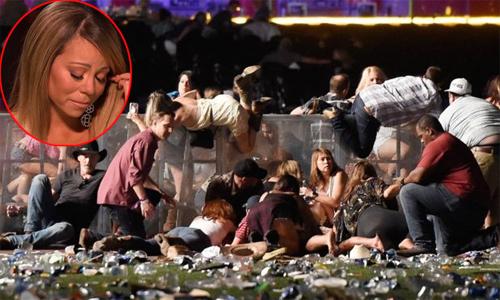 Các sao Hollywood bàng hoàng trước vụ xả súng đêm nhạc ở Las Vegas