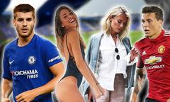 8 nàng WAGs tân binh đẹp nhất Premier League mùa giải 2017-2018