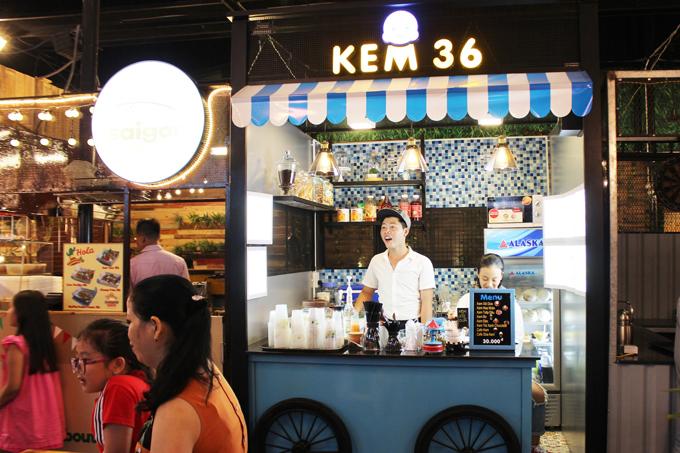 Đến các shop ẩm thực Việt đặc sắc