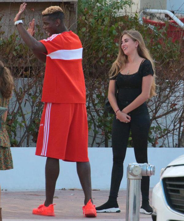 Paul Pogba trở lại Mỹ điều trị chấn thương