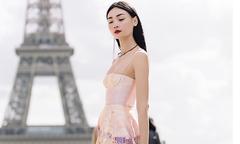 Thùy Trang bất ngờ trúng show của Louis Vuitton