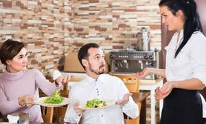 10 hành xử của thực khách khiến bồi bàn rất khó chịu