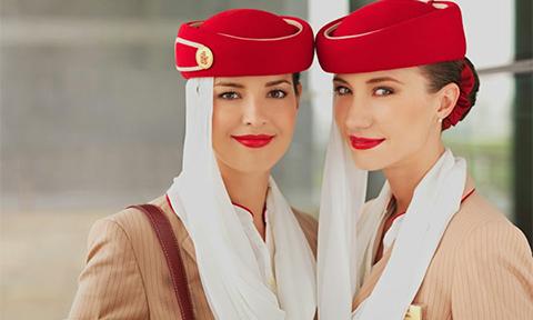 5 bí quyết làm đẹp của các tiếp viên hàng không Emirates