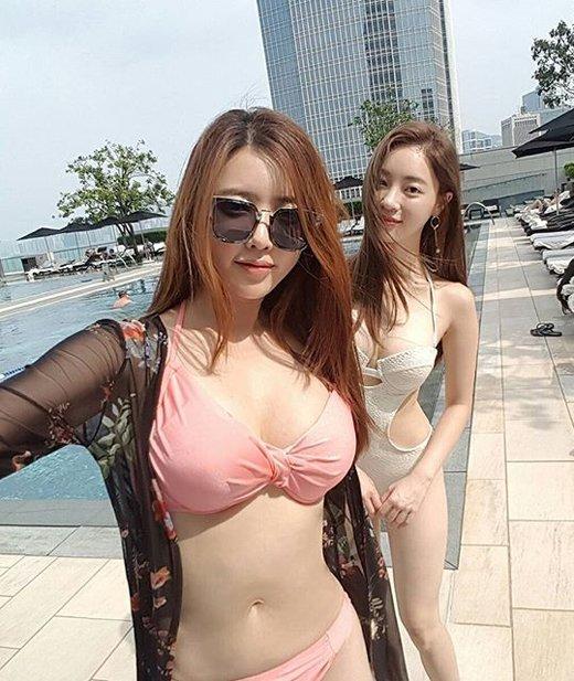 Cặp chị em nghệ sĩ trẻYang Han-na and Yang Jung-won
