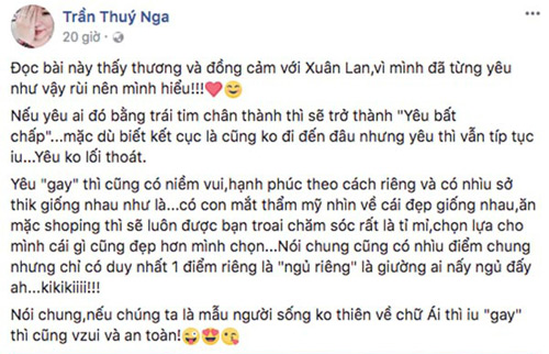danh-hai-thuy-nga-bat-ngo-tiet-lo-tung-yeu-nguoi-dong-tinh