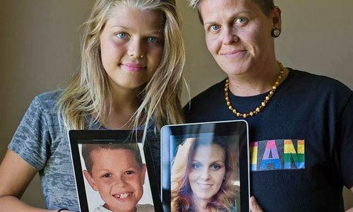 3 năm sau khi con trai chuyển giới, mẹ cũng phẫu thuật thành đàn ông