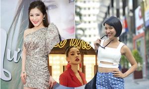 MC Thùy Minh và Hương Tràm 'nhắc khéo' Chi Pu về ý định làm ca sĩ