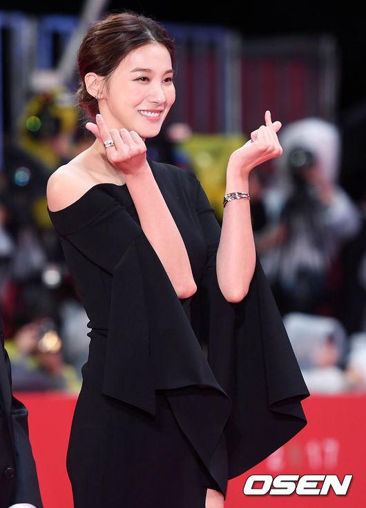 Người đẹp Yoo In Young.